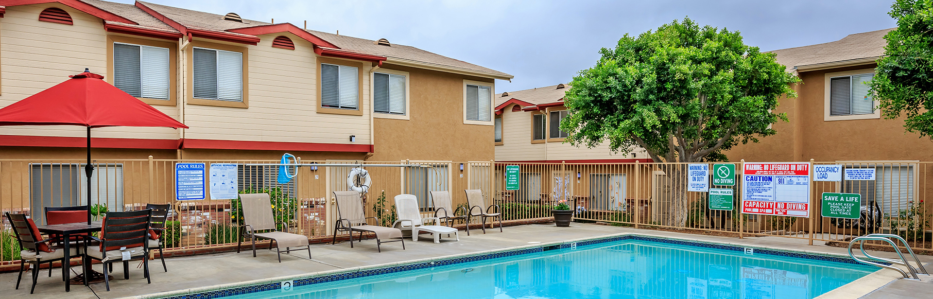 Shannon Wood Townhomes Apartments In El Cajon Ca
